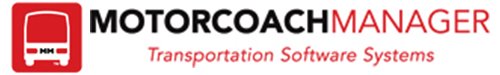 Logo - Motorcoach Manager, Inc. - Motorcoach Software